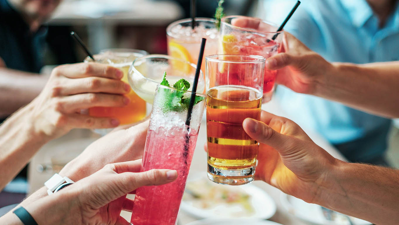 Hawaiian Style Cocktail Party