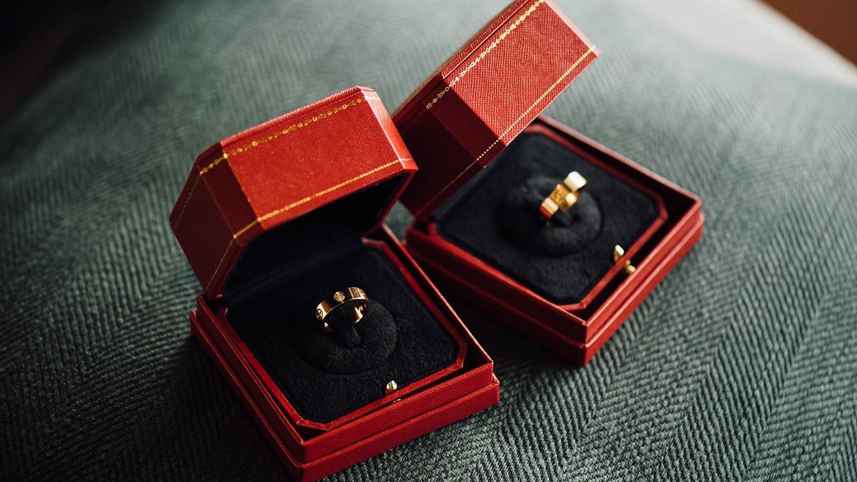 Personalised Ring Box