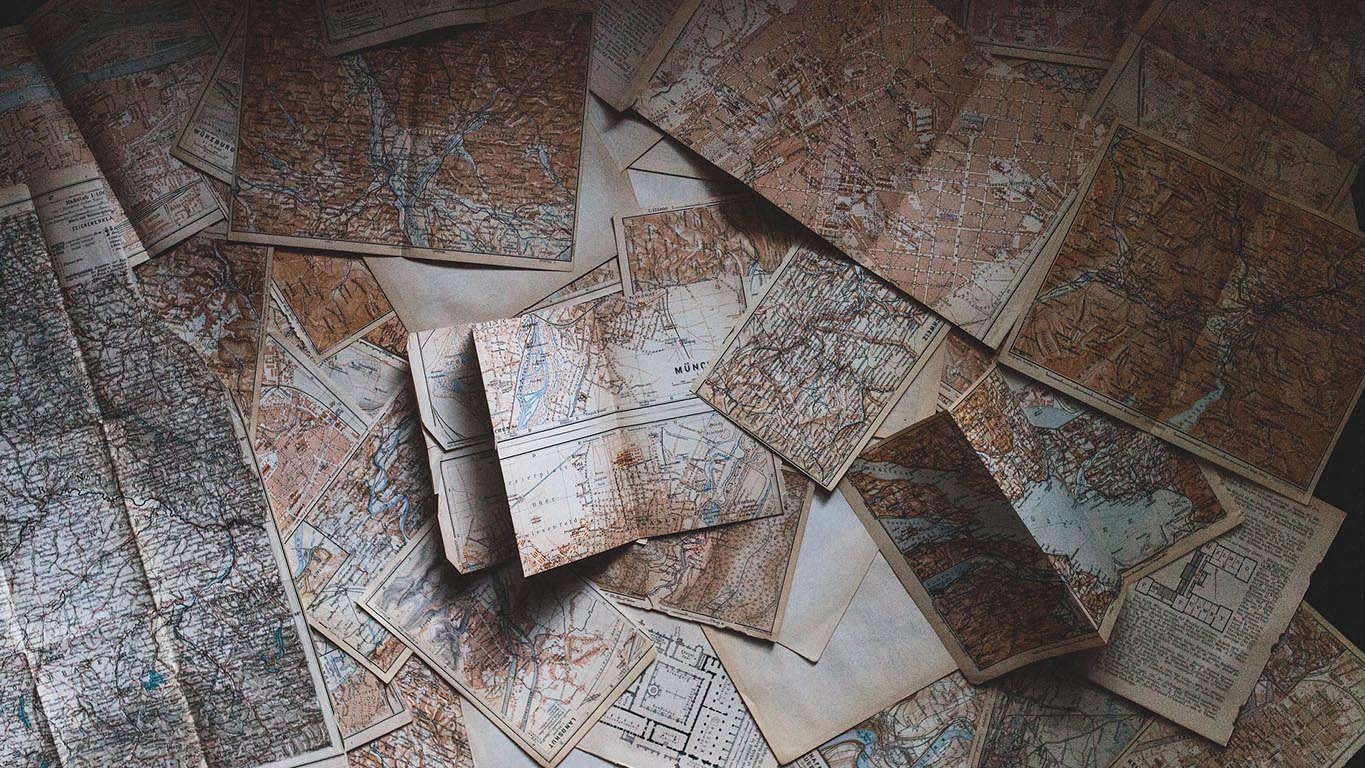 Hand-Drawn Maps